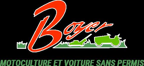 Boyer Motoculture et voiture sans permis